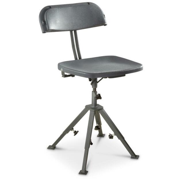 Super Ground Blind Swivel Chair Creativecarmelina Interior Chair Design Creativecarmelinacom