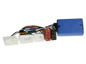 LFB-Adapter-Lenkrad-Anbindung-Radio-fuer-Toyota-Auris-E150-2007-2011-JVC