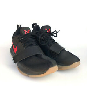 outlet store 1224f 8af12 Details about NIKE ID PG-1 Blk/Red (Stranger Things Inspired) Mens Size 9.5  Shoes [AQ2790-992
