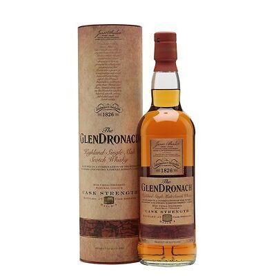 Glendronach Cask Strength Batch 4 Single Malt Scotch Whisky 700ml