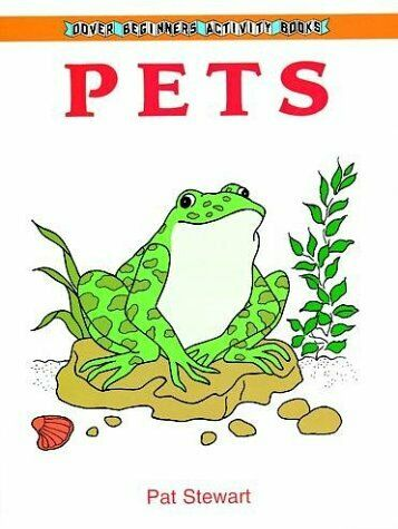 Pets  Beginner s Activity Books