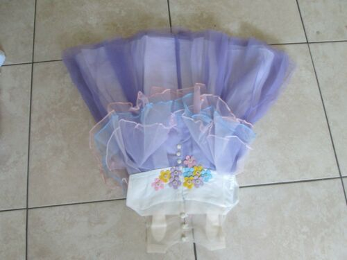 girls dress age 3-4-5 Unicorn Disney Princess sundress Christmas Party wedding