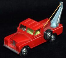 Beautiful, Minty Circa 1963 Corgi Toys Land Rover Wrecker Model 417s