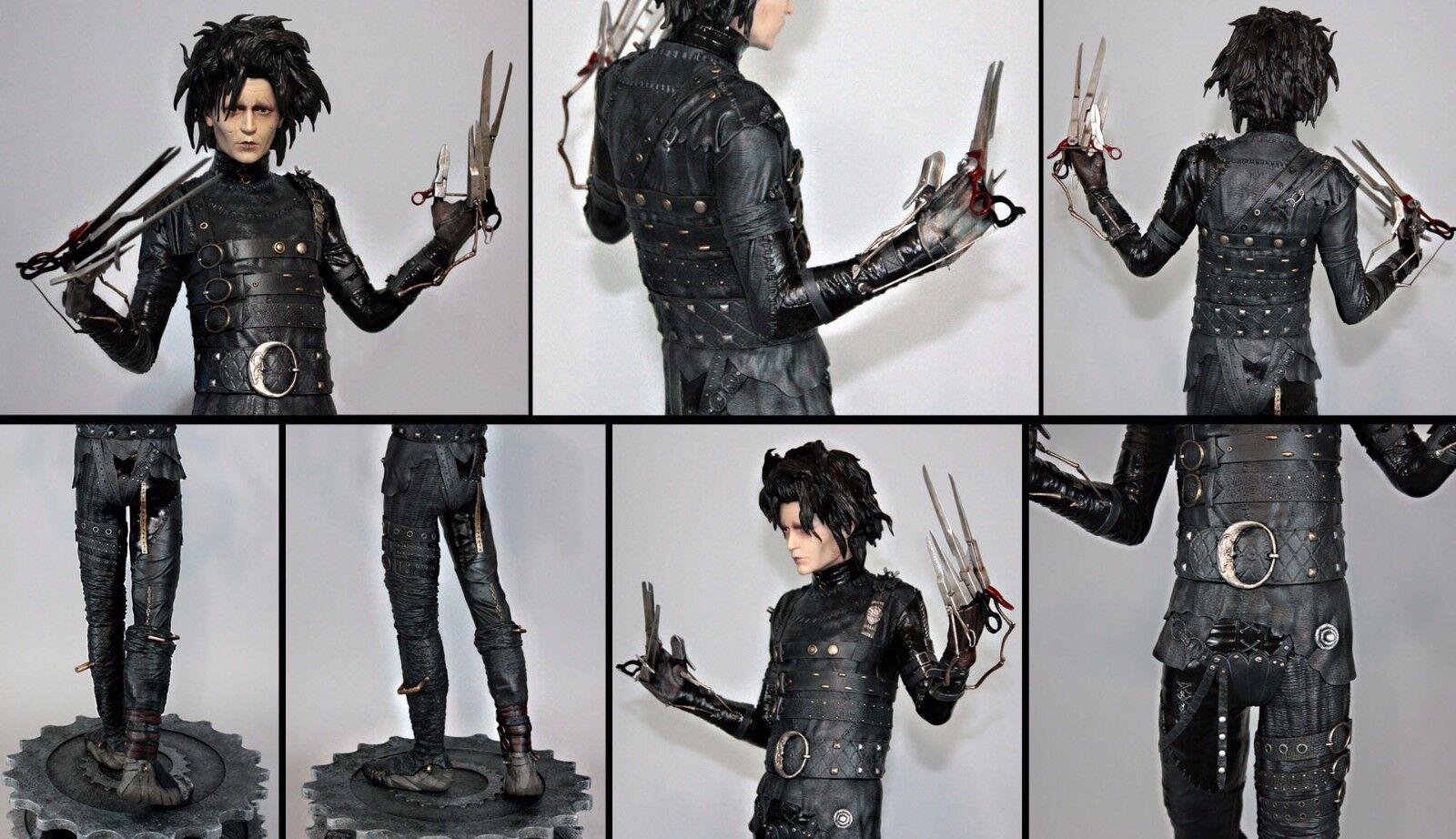 HCG - Johnny Depp as as as Edward Scissorhands 1/4 Statue - Tim Burton bfbca8
