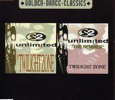 2 Unlimited Twilight zone (6 versions, golden dance classics) [Maxi-CD]