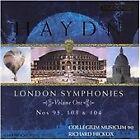 Franz Joseph Haydn - Haydn: London Symphonies Vol. 1 (2000)
