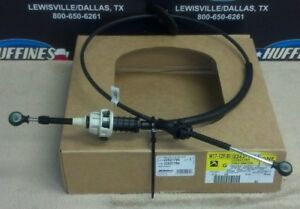 2001 chevy cavalier shifter cable