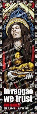Fornito Bob Marley Fridge Magnet Calamita In Reggae We Trust Official Merchandise Prezzo Pazzesco