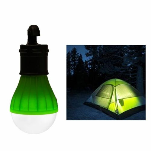 Emergency Outdoor Light Portable LED Tent Lamp Camping Equipment Water Resistant