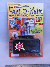 NEW 2002 Fart-O-Matic Farting Machine Light Activated Hide it Anywhere
