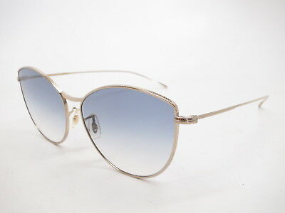 Oliver Peoples OV 1004S Strummer-T G Gold w//Green Gradient Sunglasses