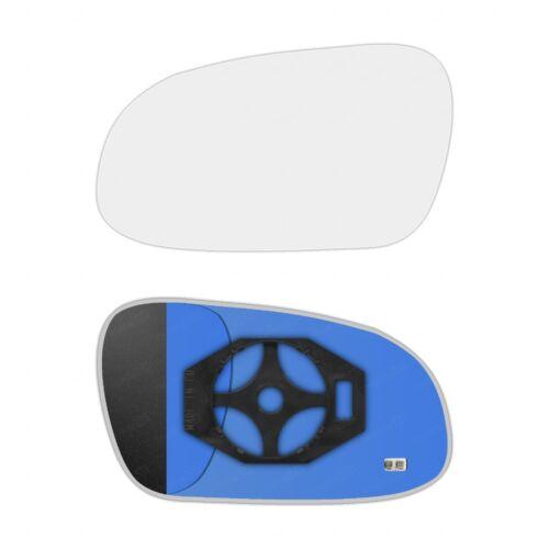 Links Fahrerseite Spiegelglas Beheizbar für Volkswagen Fox 2003-2019