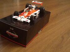 James Hunt mini champs 1/18 M23 Marlboro McLaren Long Beach Gp (No Outer Box)