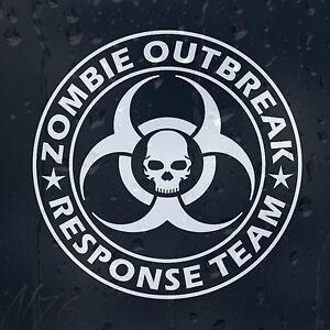 Zombie-Outbreak-Response-Team-Skull-Decal-Vinyl-Sticker-For-Car-Or-Laptop