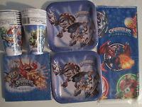 Skylanders - Birthday Party Supply Supply Kit Set 16