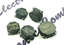 Dual Power Inductor//Transformer Qty 5pcs COOPER CTX50-4-R