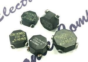 1pcs-Coiltronics-CTX5-2P-R-4-9uH-2-5Adc-0-032ohms-SMD-Coupled-Inductor