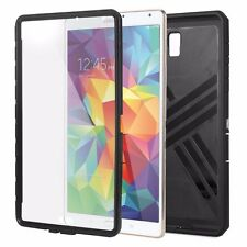 Poetic Revolution Rugged Hybrid Case for Samsung Galaxy Tab S 8.4 black SM-T700