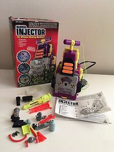 Toymax Super Injector Rare Vintage Toy