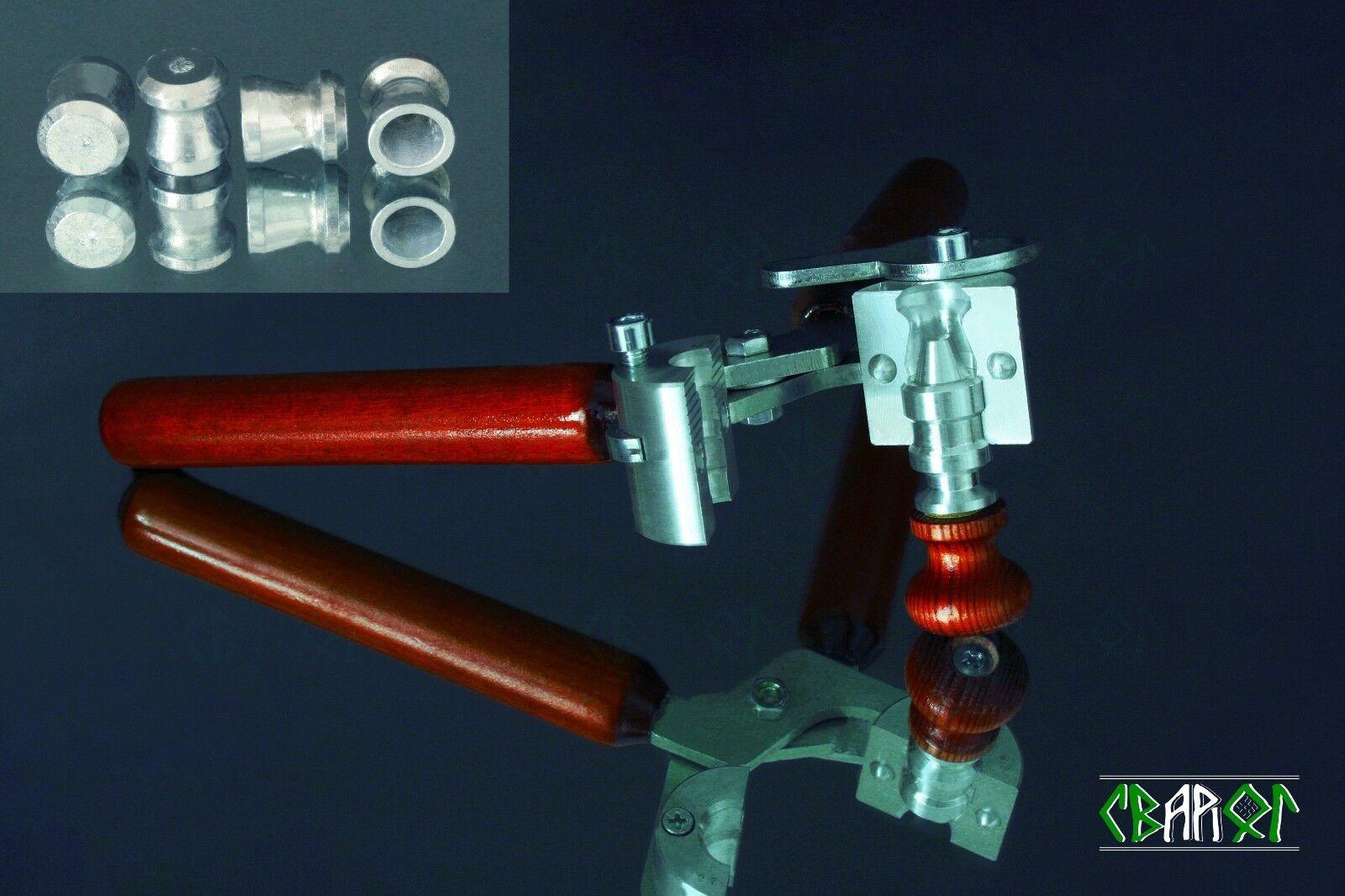 Svarog Match Sabot Slug 12 gauge bullet mold mould   mould .690(17.5mm) New 0281aa