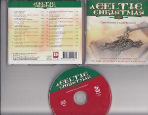 CLAIRE HAMILTON & MAGGIE FITZSIMONS A Celtic Christmas CD DISKY HOLLAND - Leek, Nederland - Staat: Heel goed : Een object dat is gebruikt, maar zich nog in zeer goede staat bevindt. Er is geen schade aan de doos of de hoes. Het object vertoont geen slijtage, krassen, scheuren of deuken. De inlegvellen en boekjes bij het object  - Leek, Nederland