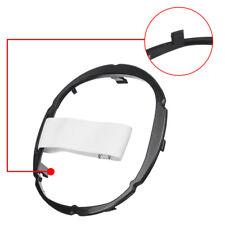 KKmoon 71775051 Car Gear Shift Knob Gaiter Boot Ring Gear Stick Lever Gaiter Boot Retaining Ring Lugs for Fiat 500 500C