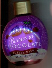 (100 ml = 2,50 €) Avon - Weihnachtsedition Bubble Bath - Beeren in Schokolade