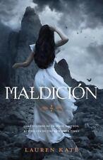 Vintage Espanol: Maldición No. 4 by Lauren Kate (2012, Paperback)
