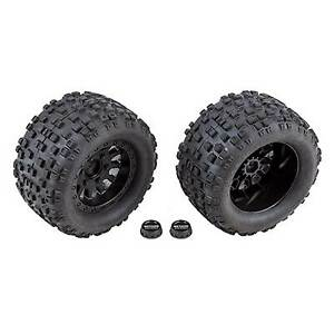 Team-Associated-Tires-and-Method-Wheels-mounted-hex-Rival-MT10
