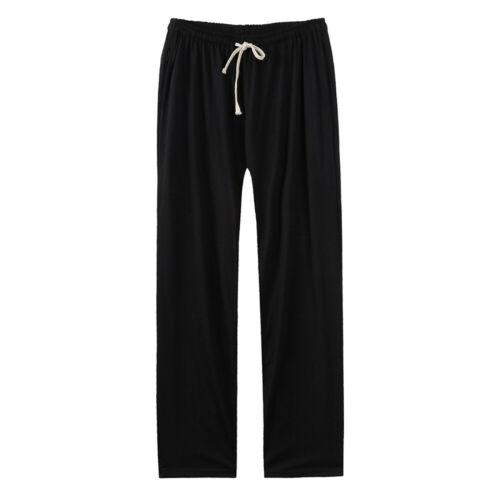 Fashion Men/'s Slim Fit Casual Loose Patchwork Sweatpant Trousers Jogger Pants