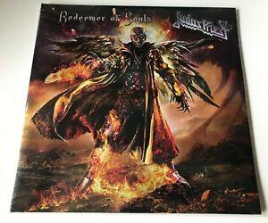Judas-Priest-disponibile-of-Souls-2lp-Sony-UE-2014-SEALED-OVP-FIRST-PRESS