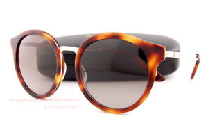 8284716a0c53c5 Brand New Juicy Couture Sunglasses JU 596 S 2IK HA Havana Gold Brown ...
