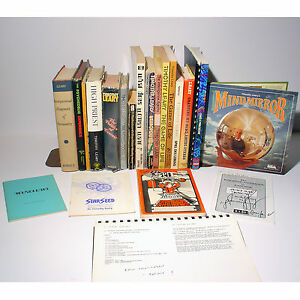 TIMOTHY-LEARY-COLLECTION-25-BOOKS-SIGNED-INSCRIBED-PSYCHEDELIC-CYBERNAUTS-LSD