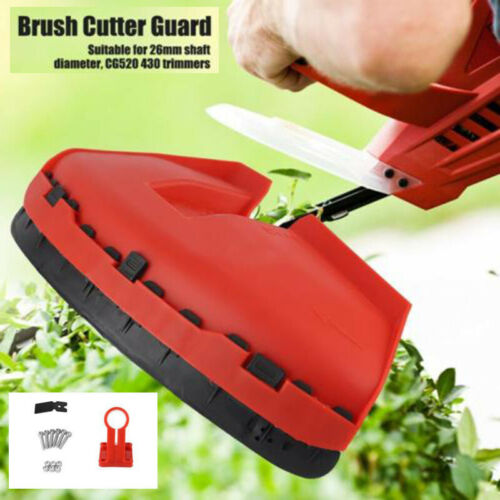 1pc Universal Plastic Shield For Various Strimmer Trimmer Brushcutter Guard