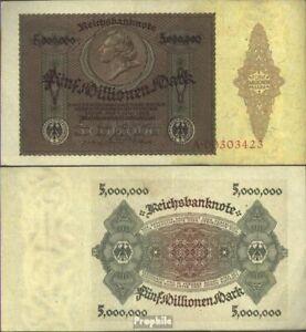 German-Empire-Rosenbg-88-used-III-1923-5-Million-Mark-8983852