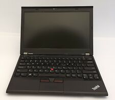 Lenovo ThinkPad X230 i5 2,6 GHz 4 GB Ram 320 GB HDD Webcam Win 10 Pro ohne Akku