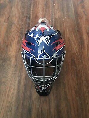 Braden Holtby Signed Washington Capitals F S Goalie Mask Jsa Coa Helmet Proof Ebay