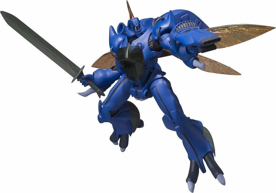 ROBOT SPIRITS Side AB Aura Battler Dunbine VIRUNVEE Action Figure BANDAI Japan