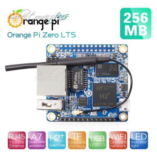 Orange Pi Zero LTS H2 Quad Core Open-source 512MB dev board beyond Raspberry Pi