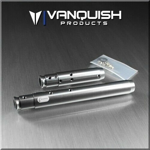 Vanquish Products Wraith Currie Rear Tubes Grey VPS06694