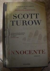 SCOTT-TUROW-INNOCENTE-ED-MONDADORI-ANNO-2010-AB
