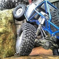Pit Bull Alien Kompound Growler At/extra 1.9 Tires For Scale Rc Crawler Pb9006ak
