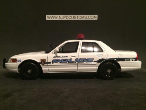 24 Ford Reproduction À Nj Victoria De Secaucus 1 Police La L'échelle Crown xpqCnWBc