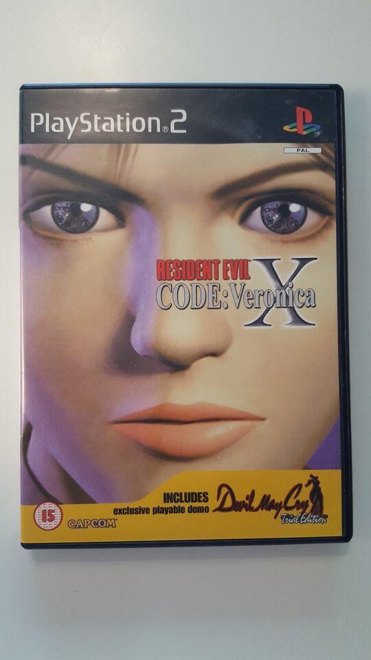 Resident evil, PS2