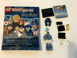 LEGO Harry Potter Series 2 Minifigure HP Moaning Myrtle Tom Riddle Diary #14 NEW
