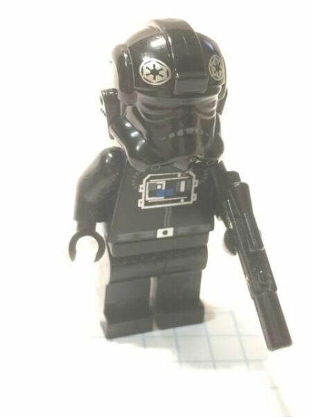 Star Wars Lego Mini Figura tie Defender piloto 9492 9676