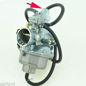 Honda Trx 250 Tm Carburetor Fourtrax Recon Trx250 2002