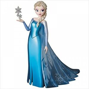 NEW-From-Japan-VCD-Frozen-Elsa-Disney-PVC-Figure-with-Tracking-Medicom-Toy