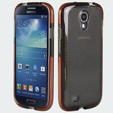 Genuine Tech21 Impact Mesh for Samsung S4 - Smokey - T21-3910- Retail Packed