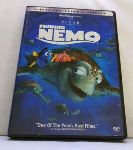 Finding-Nemo-Disney-Pixar-Dvd-2003-2-Discos-Edicion-de-Coleccionista
